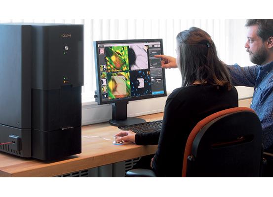 Phenom DELPHI Desktop Scanning Electron Microscope