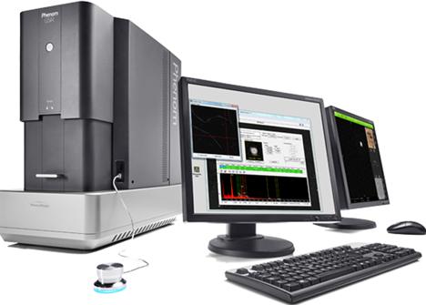 PhenomGSR Desktop Scanning Electron Microscope