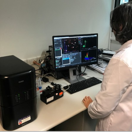 Malvern NanoSight NS300