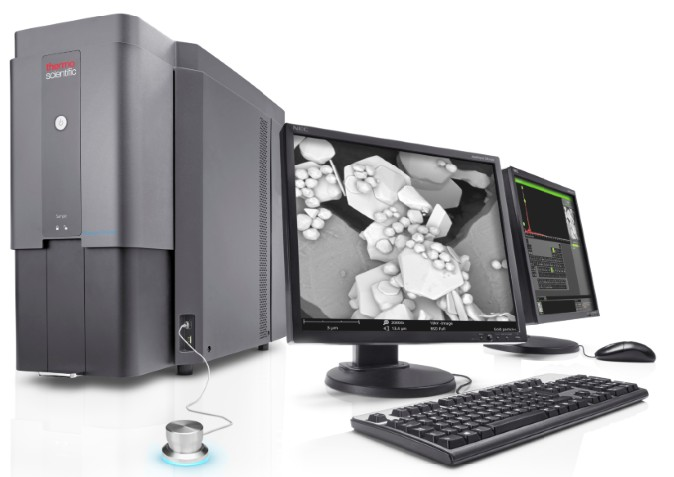 NEW Phenom Pharos Desktop SEM with FEG source: Faster, brighter, crisper images