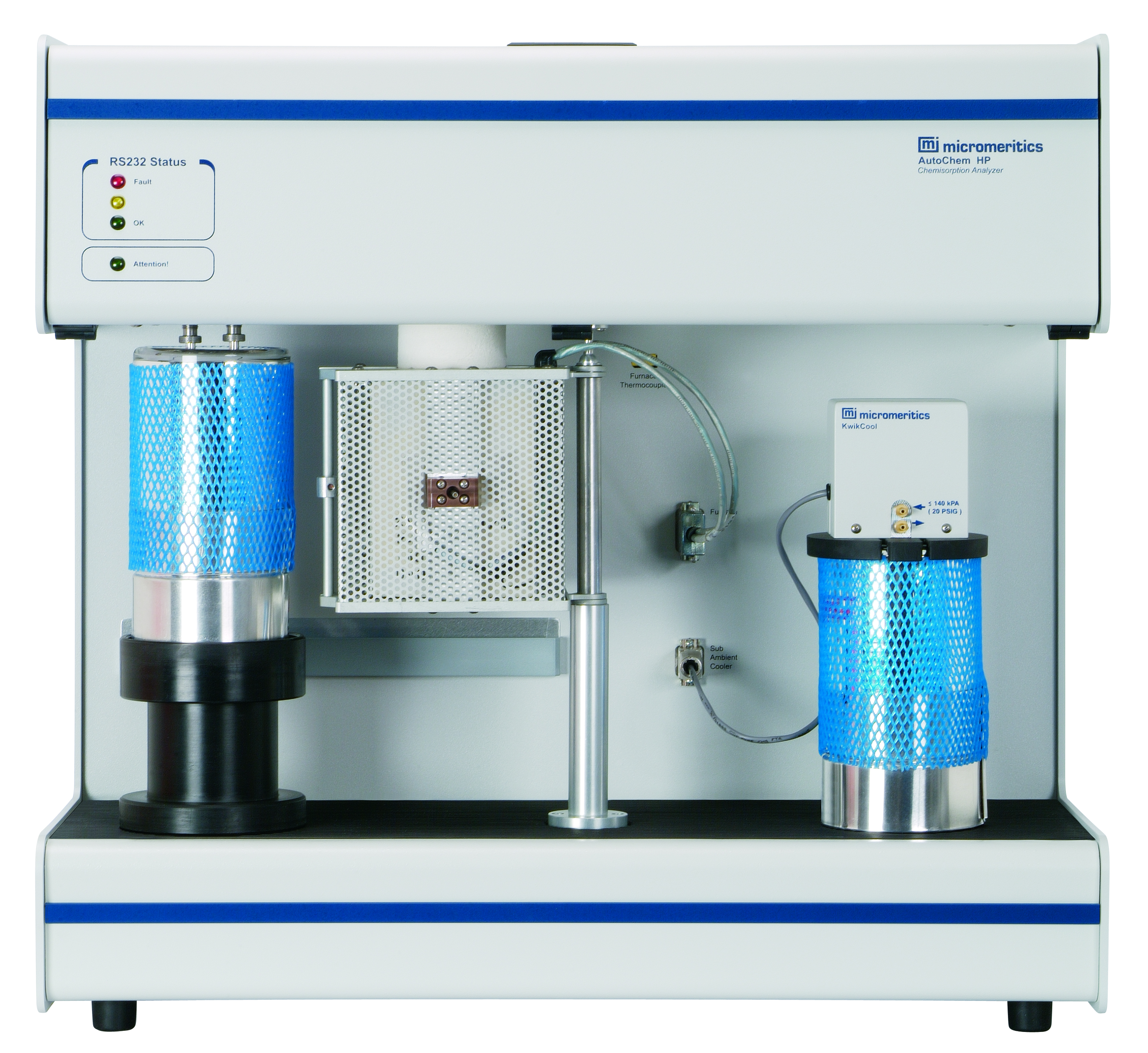 Micromeritics Autochem Chemisorption Analyser
