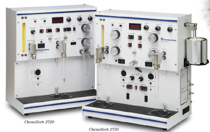 Micromeritics ChemiSorb Chemisorption Analyser
