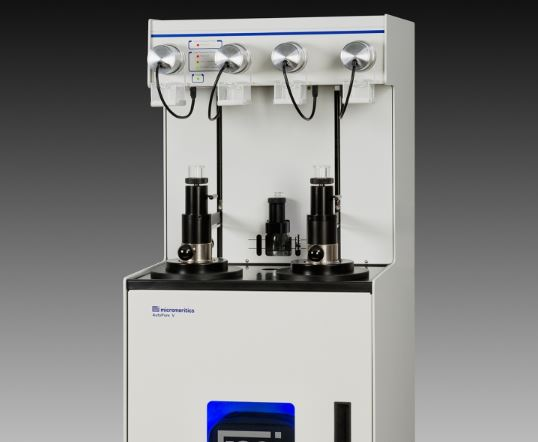 Micromeritics Autopore Mercury Intrusion Porosimeter