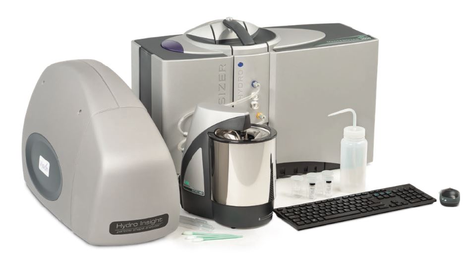 Combine Particle Size with Shape analysis in real time