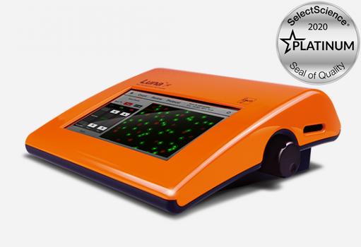 LUNA-FL Dual Fluorescence cell counter