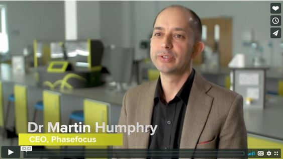 Phasefocus Livecyte – changing what's possible in live cell assays