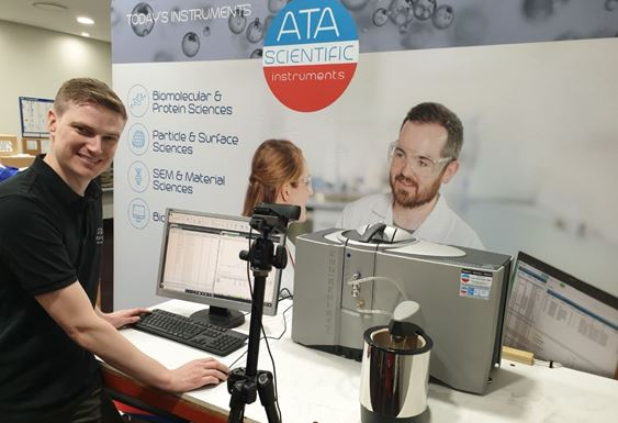Our demos help you characterise samples and find a fit-for-purpose solution