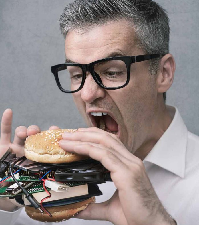 Tech helps get the most out of food