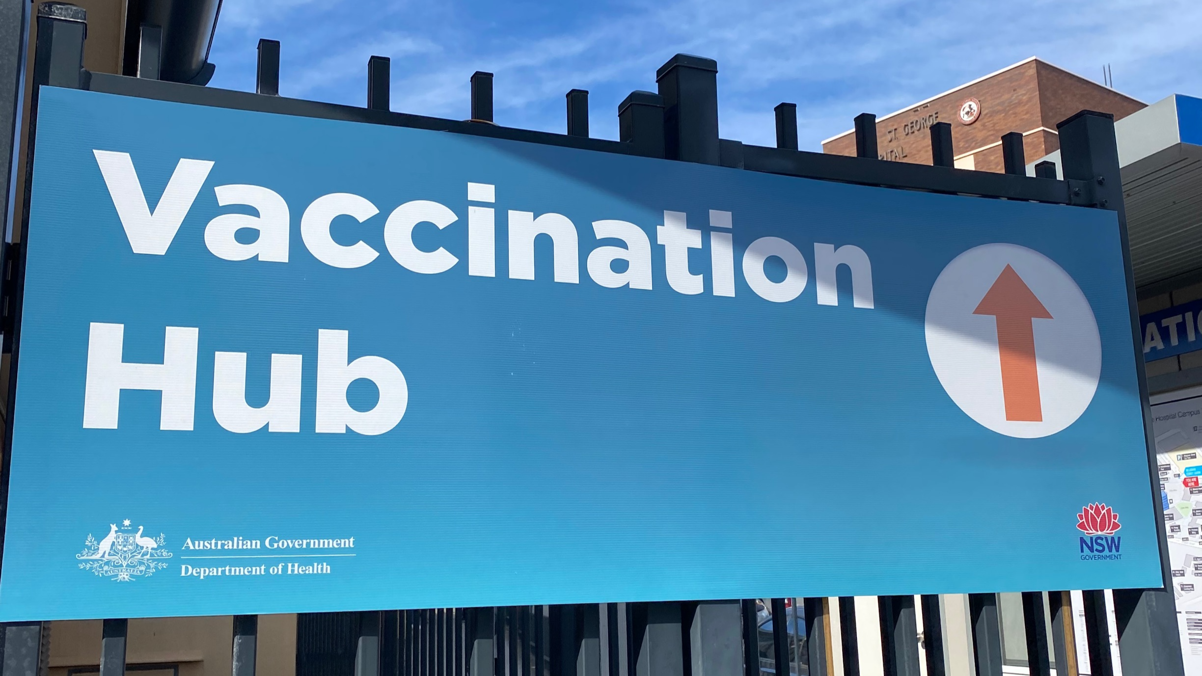 OUR STAFF ARE VACCINATED FOR COVID19 AND READY TO SUPPORT YOU
